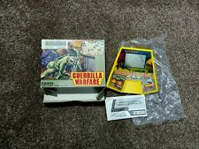 Casio Game Watch Guerrilla Warfare CG-410