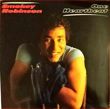 Smokey Robinson One Heartbeat Lp Vinyl 33 Giri