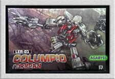 Transformers Fansproject LER-01 Columpio & Drepan Classics Dinobot Sludge in US!