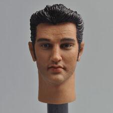 "1/6 Scale Elvis Presley Sculpt Head F 12"" Action Figure HP HP-0039 Model Toys"