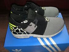 Adidas ZX Flux Plus Hombres Zapatillas Zapatos-AQ5886-UK9.5 Nuevo