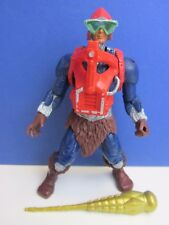 He Man Mekaneck Completo Figura de Acción 2002 200X Amos del universo Mattel moderna serie 38B