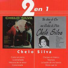 CHELO SILVA 2 en 1 México CD Sony 1999 !