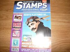 Australian Stamp magazine- April / May 2014 -Issue No. 49