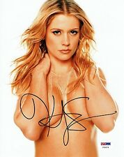 Kristy Swanson Signed Sexy Authentic Autographed 8x10 Photo PSA/DNA #U78379
