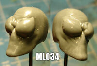 "ML034 Male Custom Cast sculpt use w/Marvel Legends 6"" figure Avengers X-Men"