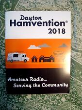 2018 XENIA DAYTON OHIO HAMVENTION PROGRAM COLOR PHOTOS VENDORS STORIES