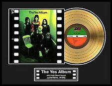 GOLDENE SCHALLPLATTE YES - THE YES ALBUM 24KT LP