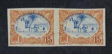 CKStamps: Somali Coast Stamps Collection Scott#39 Mint H OG Proof 1 Tiny Thin