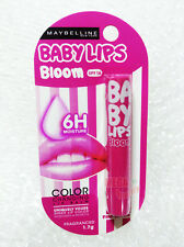 MAYBELLINE LIP SMOOTH BLOOM COLOR CHANGING LIP BALM SPF 16 # PINK BLOSSOM