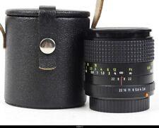 Zeiss Macro Prakticar 2.8/55mm  for Praktica BMC  Mint