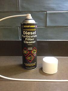 Silverhook DPF Cleaner Aerosol Diesel Particulate Filter Cleaner + EGR -  400ml