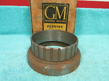 1962-63 CHEVY  ALUMINUM POWERGLIDE TRANSMISSION  REVERSE RING GEAR  NOS GM 117