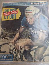 "Vintage Cycling ""SPORT ILLUSTRATO"" 30/07/1953  Bobet"