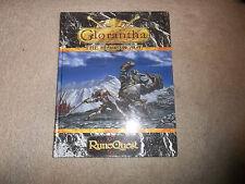 Runequest RPG Glorantha the Second Age Core Rulebook