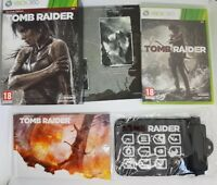 Tomb Raider Survival Edition Microsoft XBOX 360 Game PAL BRAND NEW SEALED GAME