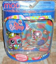 Littlest Pet Shop Special Edition 1960's inspired Walrus vhtf Mod series 2008