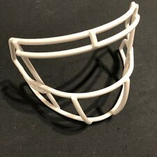 White Riddell Speed S2Bd-Sw-Sp 94921Sp4 Football Facemask - Excellent