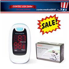 50m Fingertip Finger Pulse Oximeter Oxymetre Spo2 Pr Blood Oxygen Meter Monitor