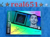 2015 Gala ZACH LaVINE Auto /60 | Silver Screen Autographs | Chicago Bulls