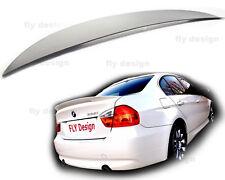 BMW E90 M Sport Tuning Heckspoilerlippe Spoiler Lip *PERFORMANCE Stil* HIGH KICK