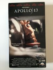 Apollo 13 (VHS Movie) Tom Hanks, Kevin Bacon, Ed Harris
