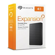 Seagate Expansion Portable Hard Drive 4TB✔ Brand New✔ Fast & Free Shipping ✔