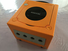 NIntendo Game Cube console orange console only GC JAPAN 2017-0314