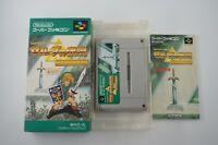 Complete Legend of Zelda: A Link to the Past Japanese Nintendo Super Famicom
