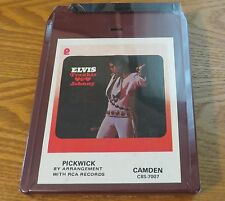 Elvis 8 Track Frankie and Johny *Sealed and Protected* 1975 Rca