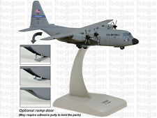 7112 C-130H-30 USAF Texas Air National Guard Hogan Wings 1:200 DIE-CAST