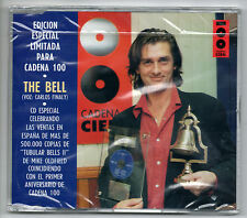 MIKE OLDFIELD The bell RAREST SPANISH PROMO CD SINGLE CADENA 100 CARLOS FINALY