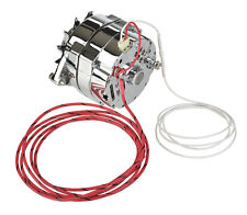 Alternator 100 amp Chrome 1 or 3 Wire Charge Light Plug and Battery Connect Wire