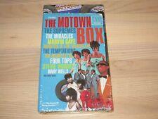 The Motown Box 4 CD BOX - VARIOUS / B0004863-02 PRESS in NEU SEALED