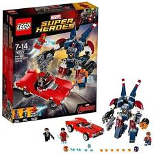 Sets y paquetes completos de LEGO Iron Man, Super Heroes