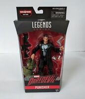 "Marvel Legends Netflix THE PUNISHER 6"" Figure Marvel Knights BAF Man-Thing - New"