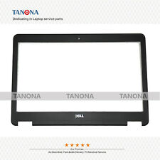 New Laptop LCD Front Trim Bezel Cover for Dell Latitude E7440 P/N 002TN1 02TN1