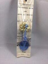 Vintage Light Blue Beauti-Vue Window Shade Pull NOS