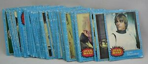 1977 Star Wars Series 1 Trading Cards Set (No Stickers) 092121MGL2
