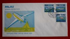 Clearance - Palau (C18-C20) 1989 Airmail Definitives FDC