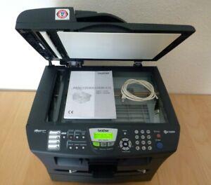 Brother MFC-7820N Multifunktions Laser Drucker Fax Scanner Kopierer Printer 4in1