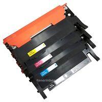 4pk Toner For Samsung CLT-K404s 404s Y404s C404s M404s Xpress C430 C480 C480w