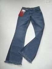 Faded L34 Damen-Jeans mit mittlerer Bundhöhe
