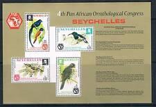 Seychelles 1976 Ornithological Congress MS SG 373 MNH