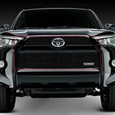 T-Rex 2014-2019 Fits Toyota 4 Runner Bumper Billet Grille Overlay 3 Pc's Black