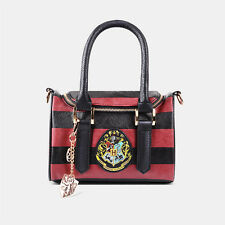 Harry Potter Hogwarts Gryffindor Crest Handbag Mini Satchel Women's Shoulder Bag