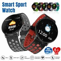 Smart Watch Bracelet Bluetooth Heart Rate Monitor Sports Tracker for Android IOS