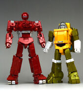 Pre-order New Transformers FansToys FT41 FT-41 Sheridan G1 With FT42 FT-42 Hunk