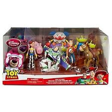DISNEY STORE DELUXE 10 PIECE TOY STORY ACTION FIGURE SET 2011-NEW