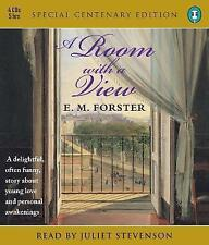 A Room with a View by E. M. Forster CD Audio Book 4 CDs